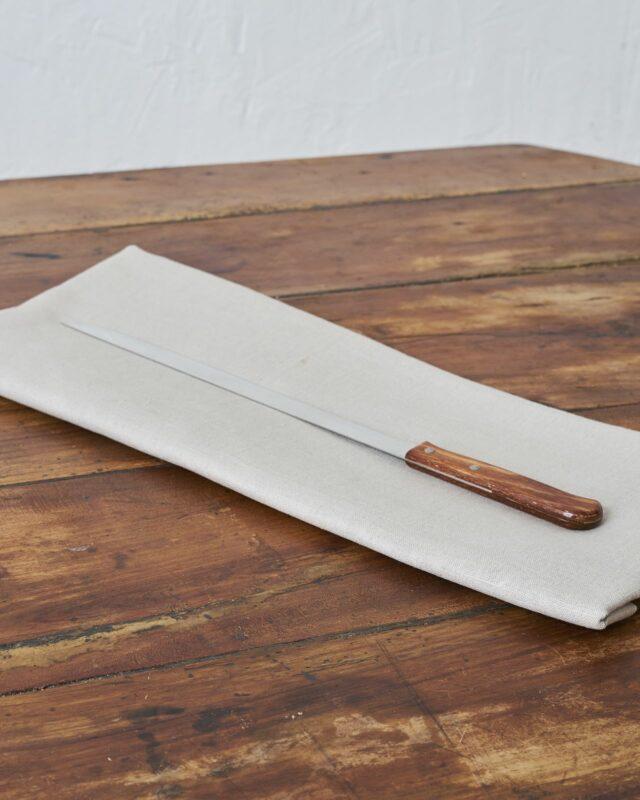 Couteau à jambon Herbae pour jambon entier ou demi jambon noir de Bigorre