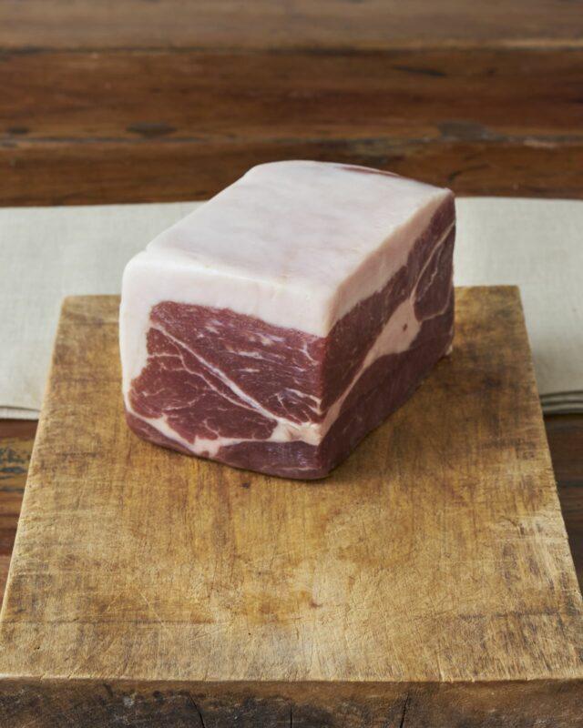 Quart jambon Noir de Bigorre AOP 20 mois