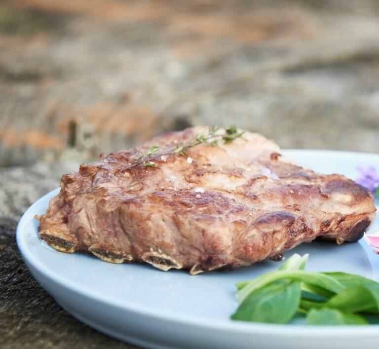 Coustous de porc noir de Bigorre AOP Herbae