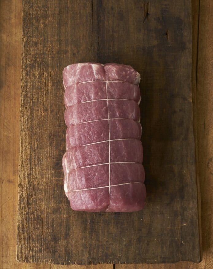 Rôti porc noir de Bigorre AOP Herbae